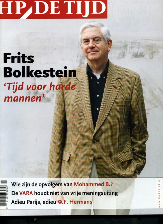 Frits Bolkestein, HP/De Tijd