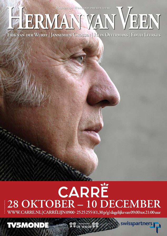 Herman van Veen, Carre