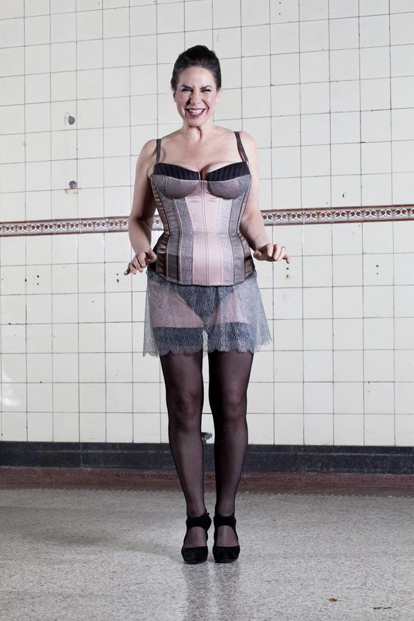 Inez, project kostuum