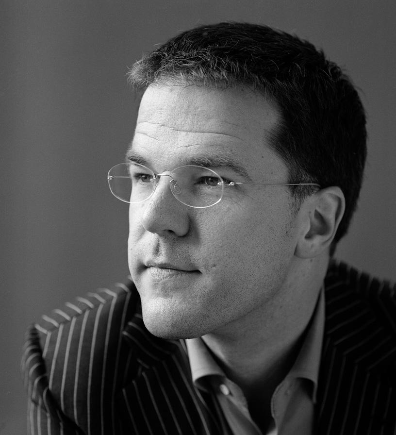 Mark Rutte, minister president