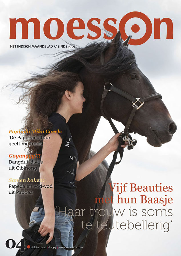 Anais, cover Moesson