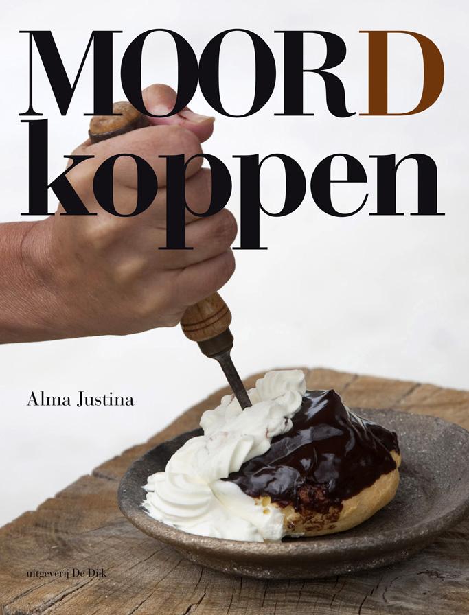 Cover Boek Moordkoppen