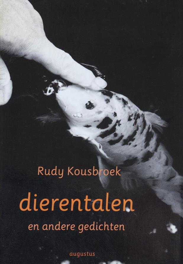 Cover book Rudy Kousbroek, Dierentalen