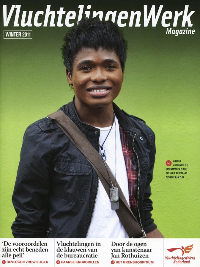 Cover Vluchtelingenwerk