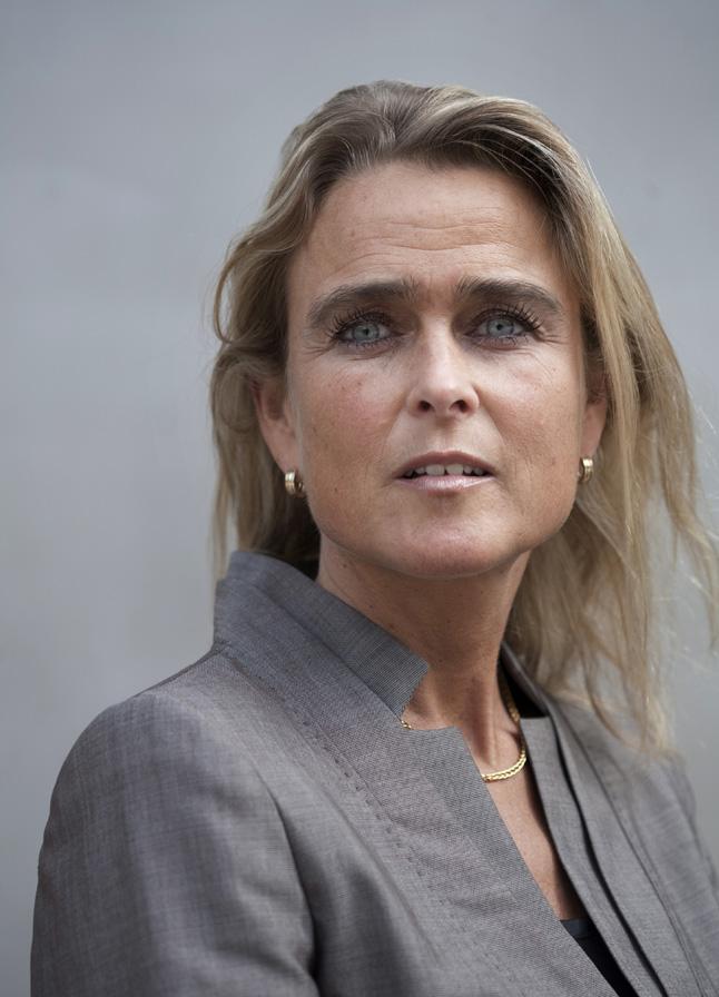 Barbara Baarsma, economist