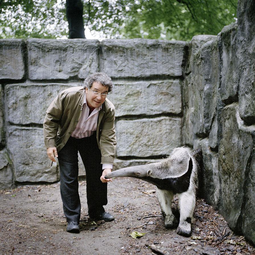 Haig Balian, director Artis Zoo