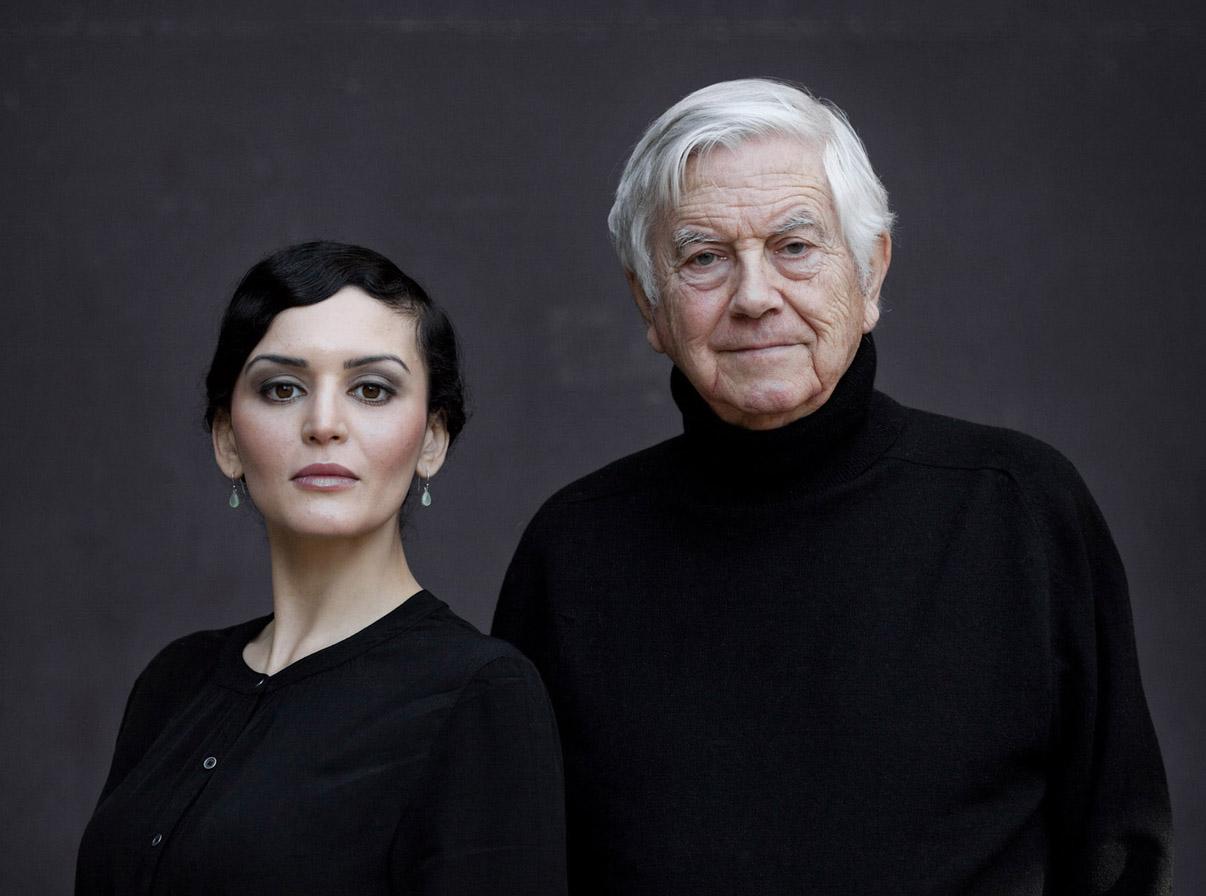 Soumaya Sahla & Frits Bolkestein