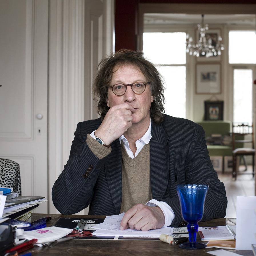 Thomas Verbogt, auteur