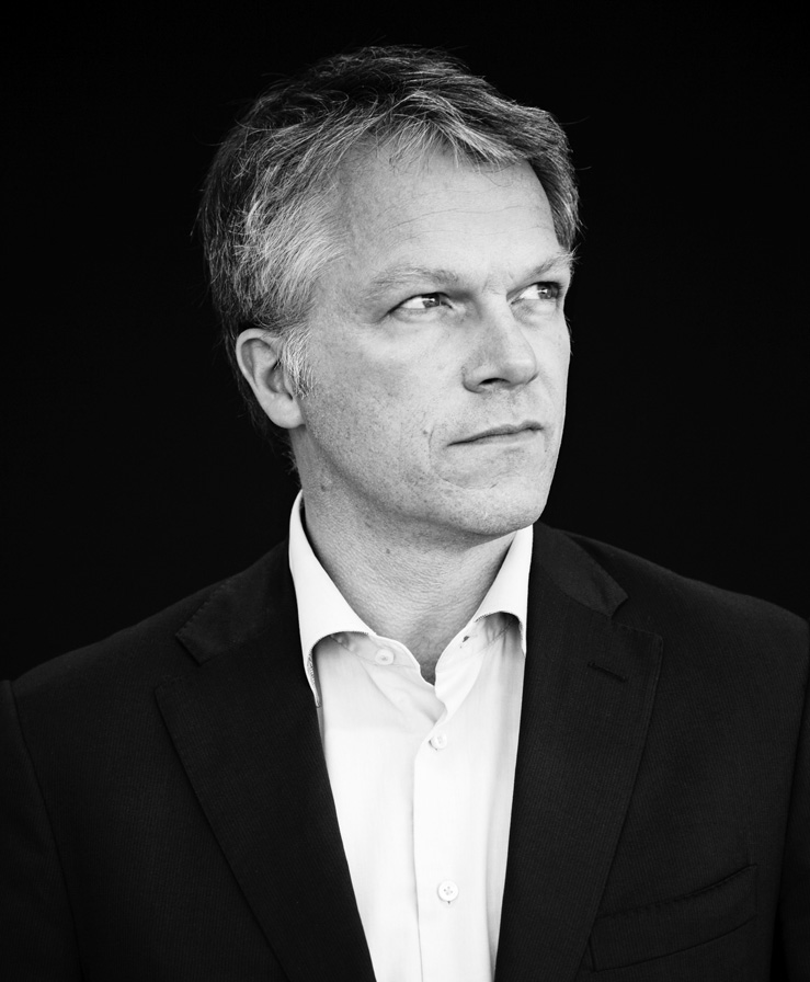 Wouter Bos, former politician