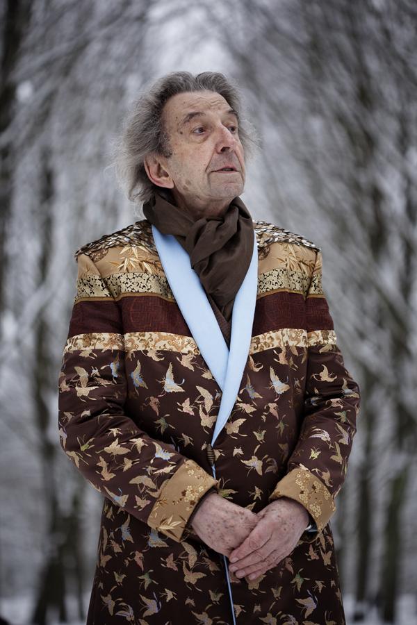 Herr Kammerer, project kostuum