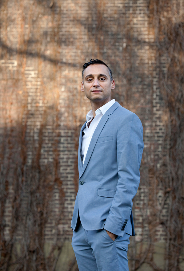 Farid Tabarki, tijdgeest onderzoeker