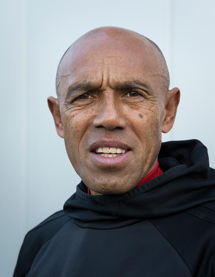 Simon Tahamata, ex prof voetballer